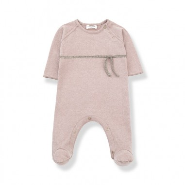 1+ In the Family Tutina jersey rosa per neonata NINA-28
