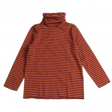 Babe&Tess T-shirt righe cotone per bambine sf06-sf-103