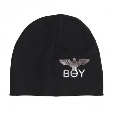Boy London Cappello nero in felpa per bambini CABL183206