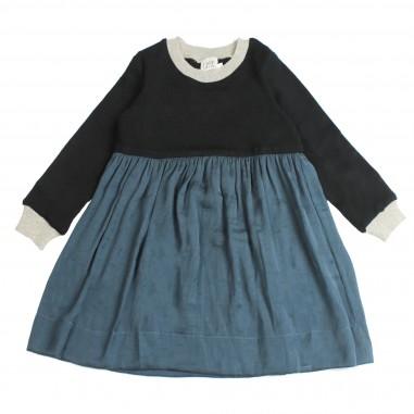 Caffè d'Orzo Abito maglia & tela per bambina FLAVIA-28