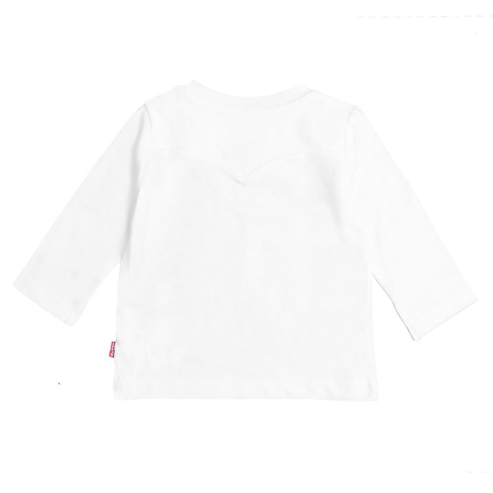 df841964494 Levi's - Cotton white t-shirt - Ivana Vesprini