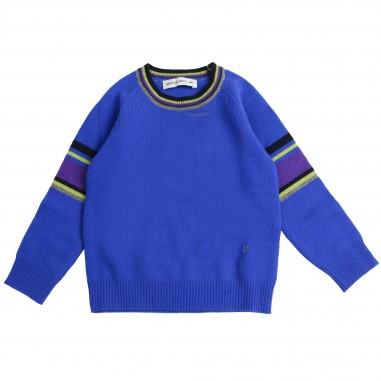 Manuel Ritz Boys Cornflower blue sweater 425-RITZ28