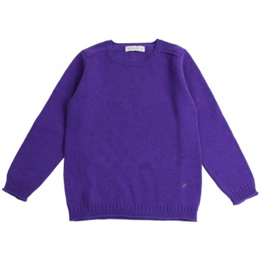 Manuel Ritz Boys Purple sweater 424-RITZ28