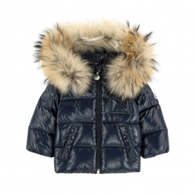 986e9bd93b2d Moncler k2 blue baby jacket by Moncler Kids 1419872568950-742