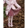 gonna paillettes rosa per bambina by Monnalisa