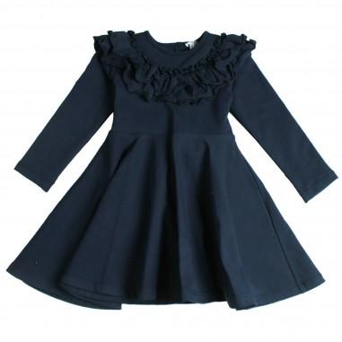 Piccola Ludo Abito blu felpa per bambina by Piccola Ludo angietes02513993
