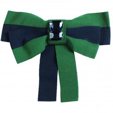 Piccola Ludo Fiocco spilla verde per bambina by Piccola Ludo fioccospillac000001bv018