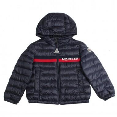 Moncler Boys nylon leger ouanary jacket Kids 4189999c0011742mo19