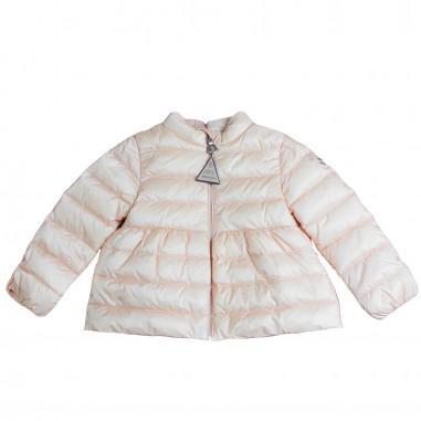 19a68d425a979 Moncler Girls longue saison joelle down jacket Kids 46374995304850bmo19