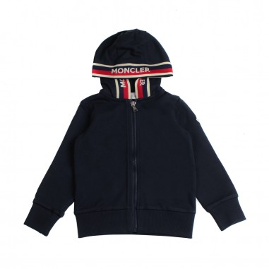 Moncler Boy zip up hoodie Kids 8415605809ag778mo19