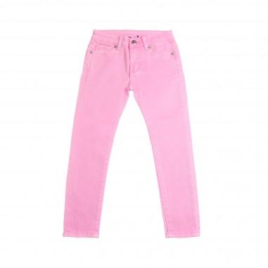 Richmond Jeans bambina rosa lauper by John Richmond Kids rgp19020je19rich19