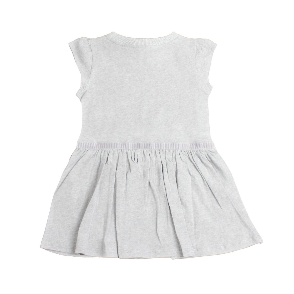 5fbff07a Moschino Kids - Girls grey jersey moschino dress by Moschino Kids ...