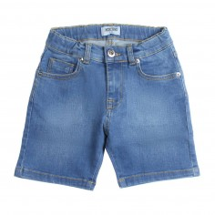 d3143531 Moschino Kids Blue denim jeans by Moschino Kids HUP02Q-40362-LXE17