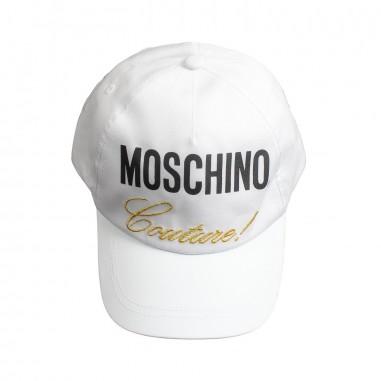 Moschino Kids Cappello moschino couture bambina by Moschino Kids HDX00S-10101-LOA00