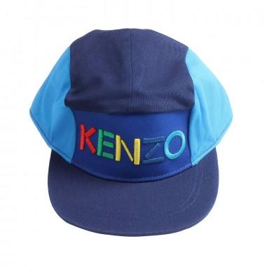 Kenzo Unisex logo cap by Kenzo Kids KN9053849kenzo19