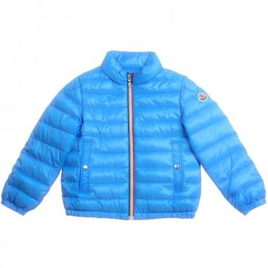 Moncler Piumino nylon leger tarn bambino - Moncler Kids 413089953334726mo19