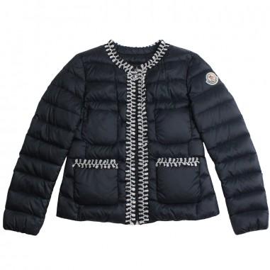 Moncler Giubbino longue saison hiva bambina - Moncler Kids 453629953048999mo19