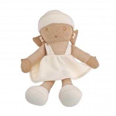 Natura Pura Bambola di pezza bambina 5006013