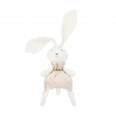 Natura Pura Coniglietto di pezza 5017001