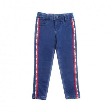 Levi's Jeans blu denim 710 per bambina by Levi's Kids nn2356746levis19