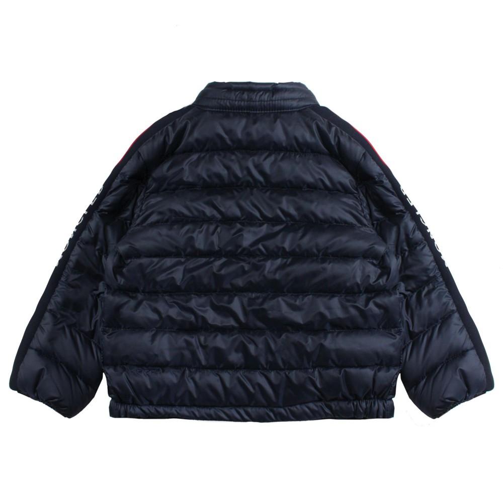 c7f36c388477 Boys acteon jacket by Moncler Kids - Ivana Vesprini