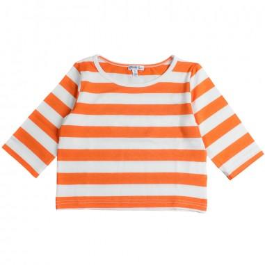 Piccola Ludo Girl lightweight viscose sweatshirt by Piccola Ludo bf4wb036tes0310c/3701picc19