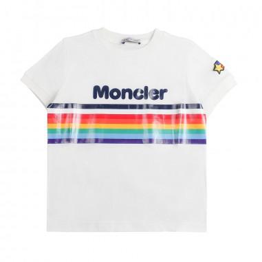 Moncler T-shirt jersey moncler bambino - Moncler Kids 802585083907034mo19
