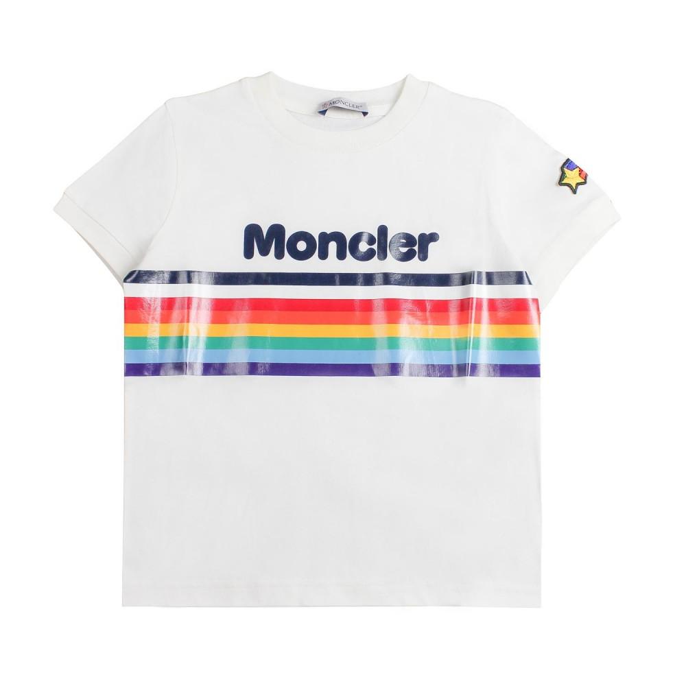 t shirt moncler bambino