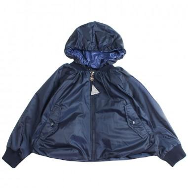 d8f5d8897 Moncler Girls nylon leger amman jacket Kids 4610185549k3778mo19