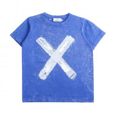 Berna Kids Boys marbled cotton t-shirt 9075tsb02berna19