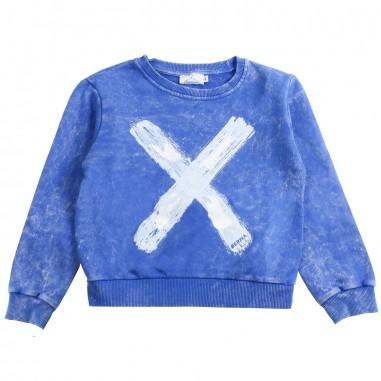 Berna Kids Boys cornflower blue cotton t-shirt 9052feb02berna19