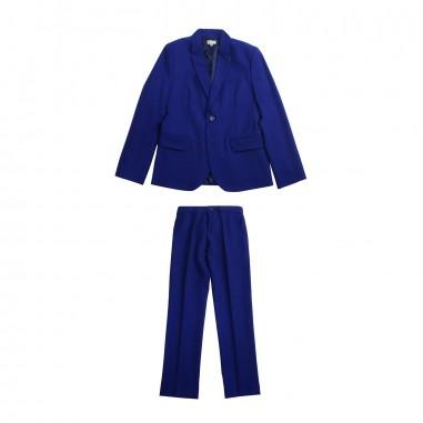 Paul Smith Junior Pantalone e giacca elegante blu per bambino by Paul Smith Junior 5n39502-s3450psmith19