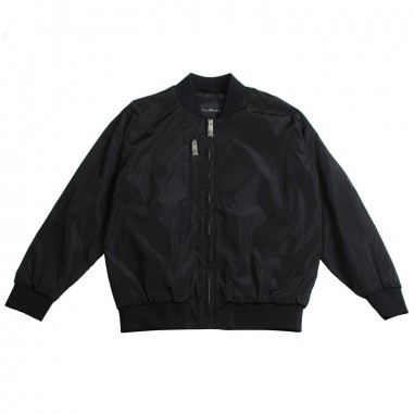 Richmond Boys black bomber jacket by John Richmond Junior rbp19079gb19rich19