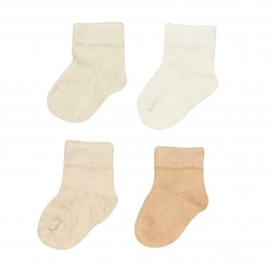 Natura Pura 7 calzini Neonato cotone organico BB13124