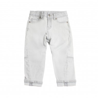 Richmond Pantalone denim grigio bambino by John Richmond Kids rbp19113je19rich19