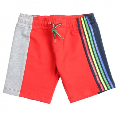 Paul Smith Junior Bermuda felpa colorato per bambino by Paul Smith Junior 5n25612340psmith19