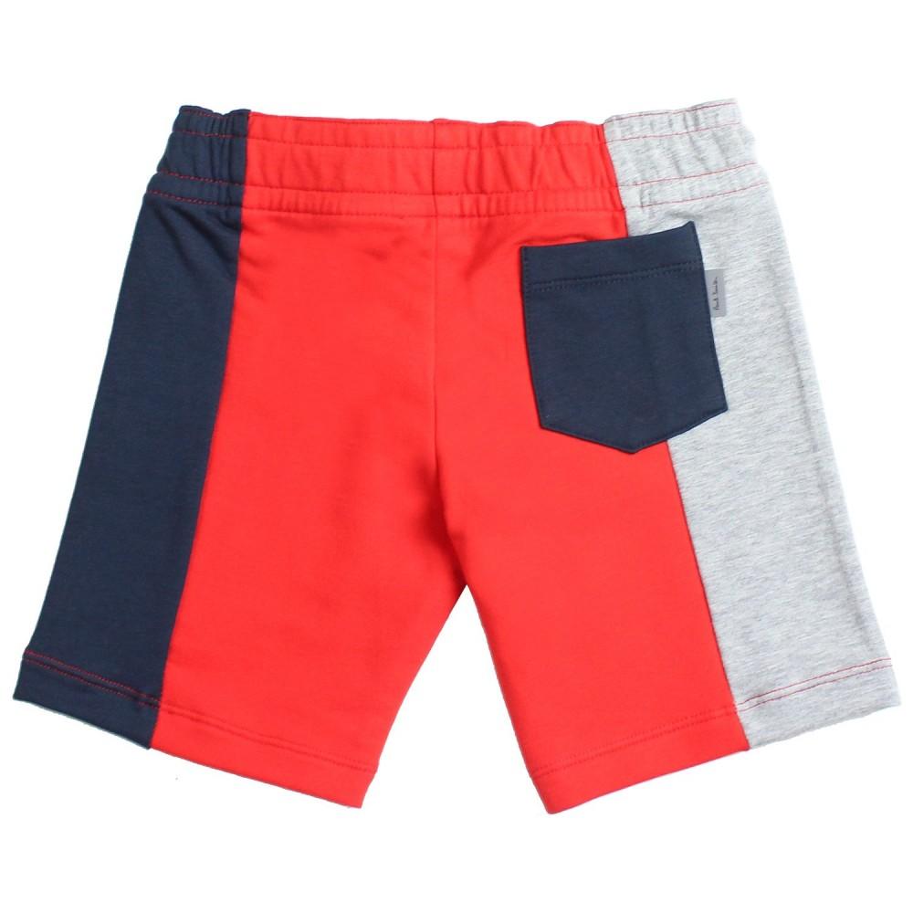 6d0583c0f8 Boys cotton bermuda shorts by Paul Smith Junior - Ivana Vesprini