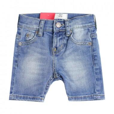 Levi's Bermuda jeans 511 per bambino by Levi's Kids nn2506746levis19