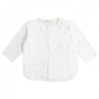 Babe&Tess Baby striped shirt - Babe&Tess ce02onemore19