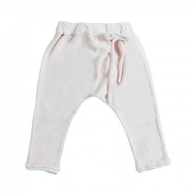 Kid's Company Pink terry baby girl trousers by Kid's Company pfkc91271kc19