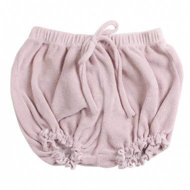 Kid's Company Pink terry baby girls bloomers by Kid's Company cokc91269kc19