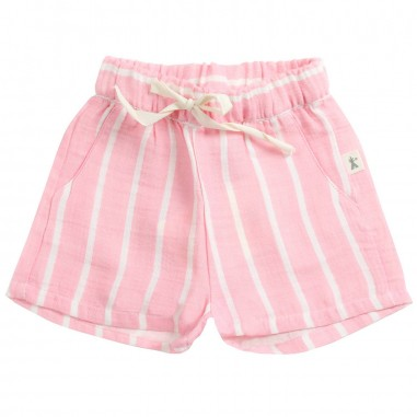Petit Indi Bermuda neonata rosa rigato 3321petit19
