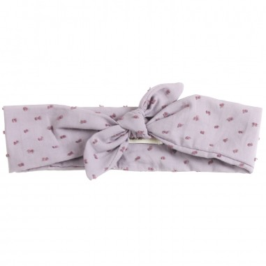 Petit Indi Baby girls grey headband 4012petit19