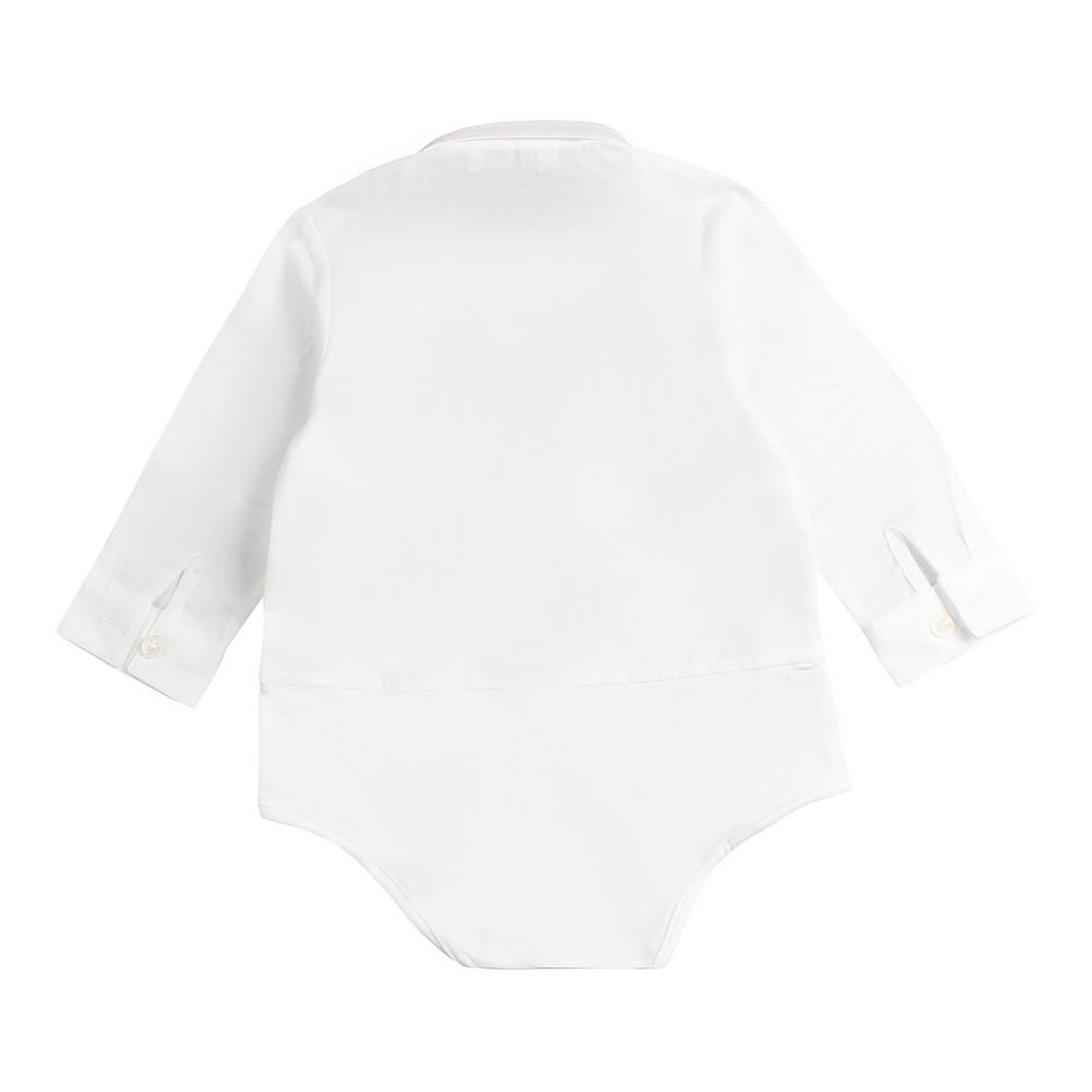 info for c07f2 3f881 Camicia body bianca neonato by Kid's Company