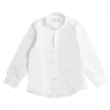Myths Camicia bianca stretch bambino 31c106my19