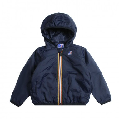 K-Way Giubbotto ripstop blu bambino by K-way Kids k008qi0k8919