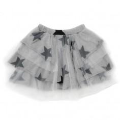 699dcde68d Nununu Girls layered tulle star skirt by Nununu nu2198nununu19