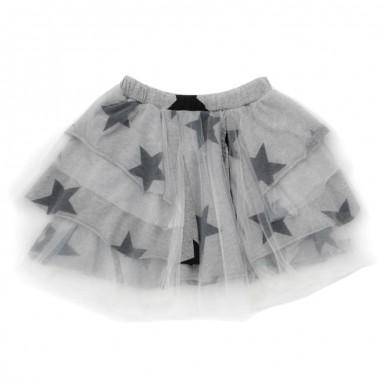 d4087b0189 Nununu Girls layered tulle star skirt by Nununu nu2198nununu19