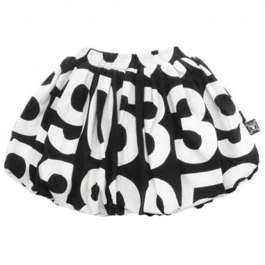 Nununu Girl numbered balloon skirt by Nununu nu2200nununu19