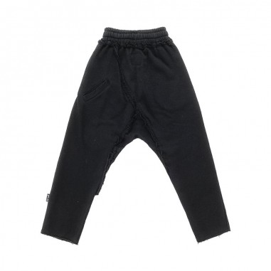 Nununu Pantalone felpa nero unisex by Nununu nu2171nununu19
